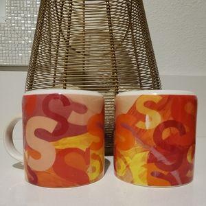 Anthropologie Monogram S Mug/Cup